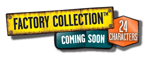 Factory Collection Badge